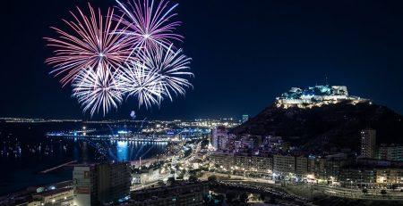 Fiestas en Alicante