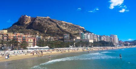 Playas y Calas en Alicante